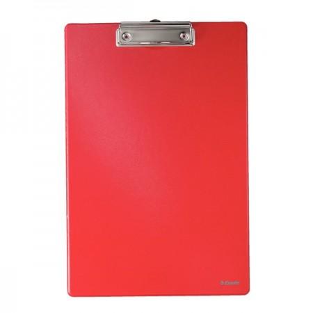 Clipboard simplu PP rosu, ESSELTE
