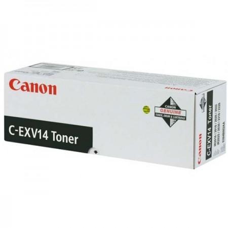 Cartus original toner negru (8300 pag.), CANON C-EXV14