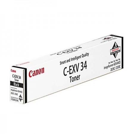 Cartus imprimanta toner black, CANON C-EXV34