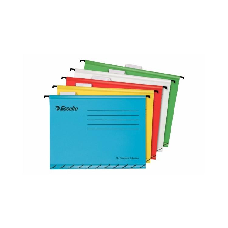 Dosar suspendabil (diverse culori), ESSELTE Standard Pendaflex