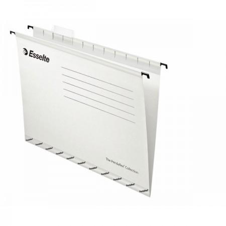 Dosar suspendabil alb, ESSELTE Standard Pendaflex
