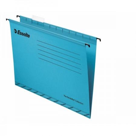 Dosar suspendabil albastru, ESSELTE Standard Pendaflex