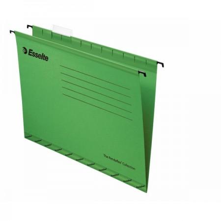 Dosar suspendabil verde, ESSELTE Standard Pendaflex