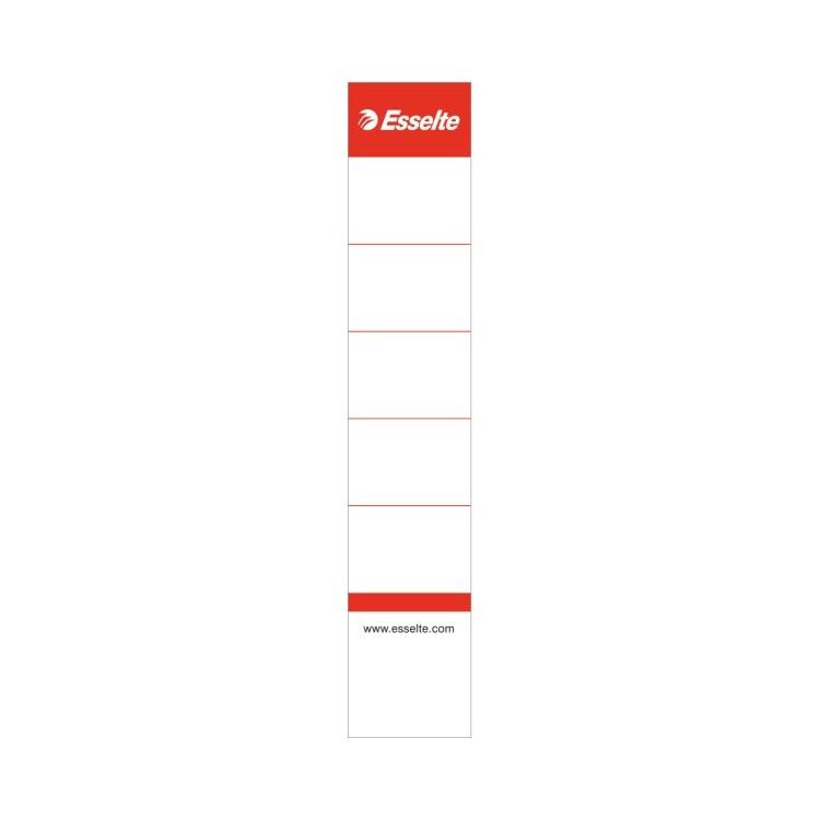 Eticheta biblioraft 5cm 10 buc/set, ESSELTE