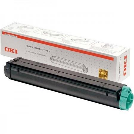 Cartus imprimanta toner black, OKI 1103402