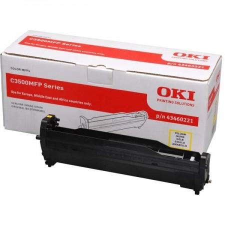 Unitate cilindru yellow, OKI 43460221