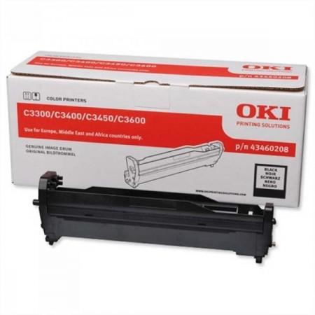 Unitate cilindru black, OKI 43460208