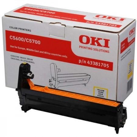 Unitate cilindru yellow, OKI 43381705