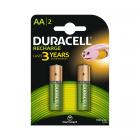 Acumulator 1.2V AA 1300mAh 2 buc/set, DURACELL