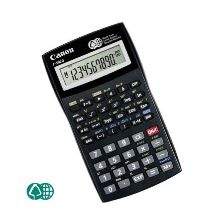 Calculator stiintific 12 Digits, CANON F-502G