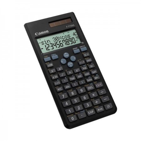 Calculator stiintific 10+2 Digits, CANON F-715SG