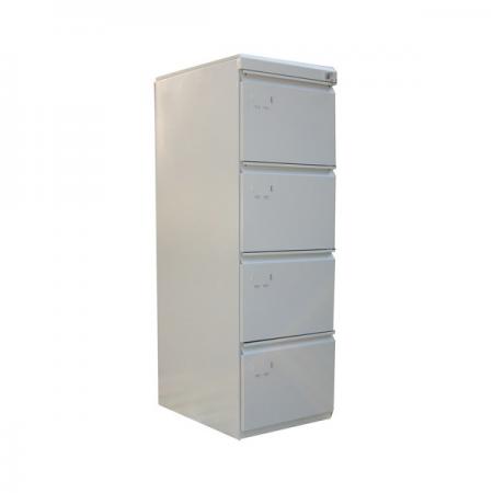 Clasificator metalic cu 4 sertare