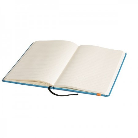 Agenda nedatata 13x21cm coperta CV10 negru, EGO Notebook Pro