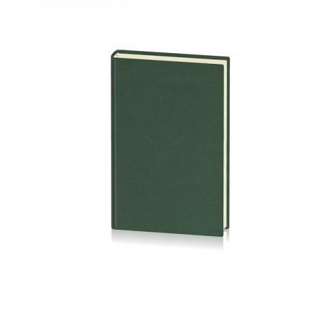 Agenda nedatata 14x20.5cm coperta BK12 vernil, EGO Domino