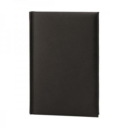 Agenda datata 16x23.5cm coperta CH10 negru, EGO Office
