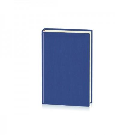 Agenda datata 14x20.5cm coperta PL3 albastru, EGO Basic