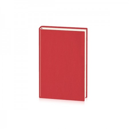 Agenda datata 14x20.5cm coperta PL11 rosu, EGO Basic