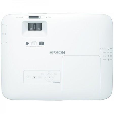 Videoproiector WUXGA 5000 lumeni, EPSON EB-2250U