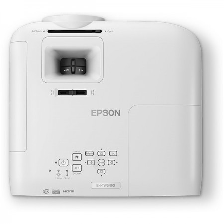 Videoproiector Full HD 2500 lumeni, EPSON EH-TW5400
