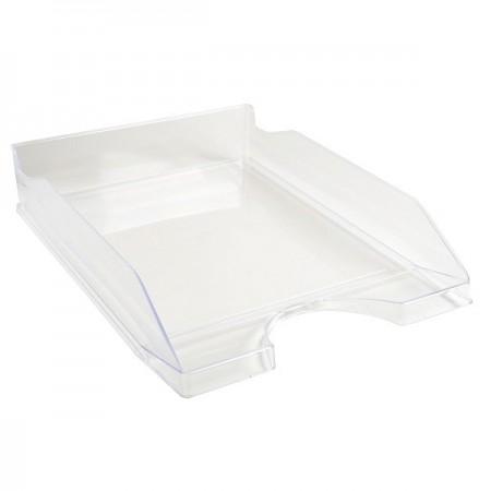 Tavita documente plastic transparenta, EXACOMPTA Eco
