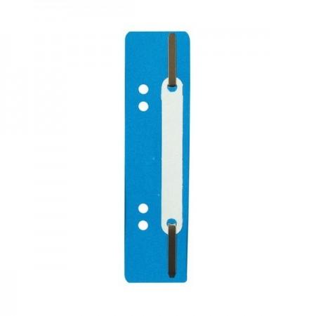 Alonja indosariere plastic bleu 25 buc/set, EXACOMPTA