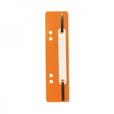 Alonja indosariere plastic portocalie 25 buc/set, EXACOMPTA