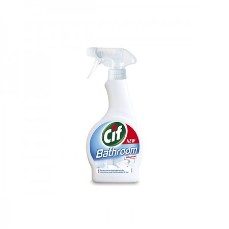 Detergent lichid 500ml, CIF Bathroom