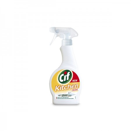 Detergent lichid 500ml, CIF Kitchen
