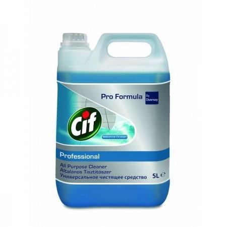 Detergent lichid universal 5l, CIF Professional Brilliance Ocean