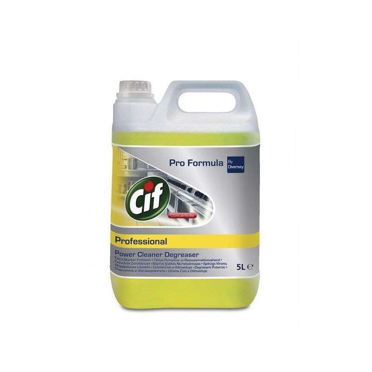 Degresant puternic lichid 5l, CIF Professional