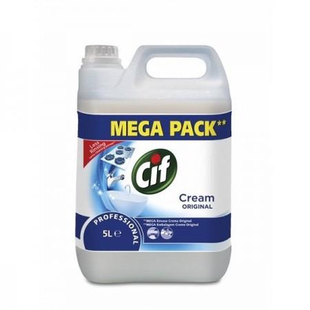 Detergent crema non-abraziva 5l, CIFᅠProfessional
