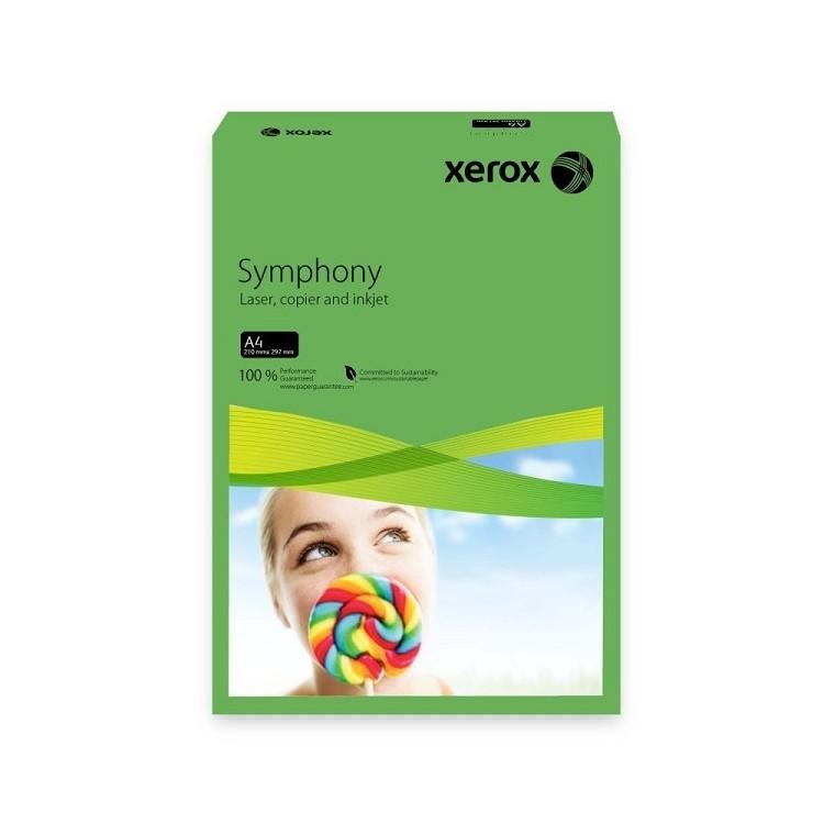 Hartie copiator A4 80g/mp 500 coli/top verde intens, XEROX