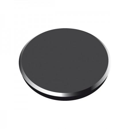 Magneti tabla 32mm diametru plastic negru 10 buc/set, ALCO