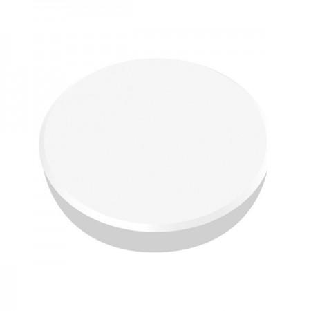 Magneti tabla 38mm diametru plastic alb 10 buc/set, ALCO