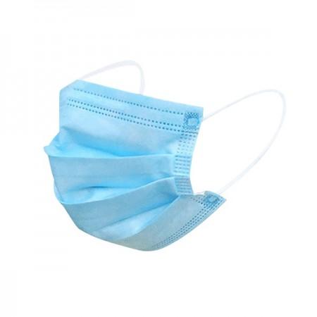 Masca protectie faciala cu 3 pliuri 5 buc/set