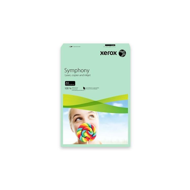 Hartie copiator A4 80g/mp 500 coli/top verde, XEROX Symphony
