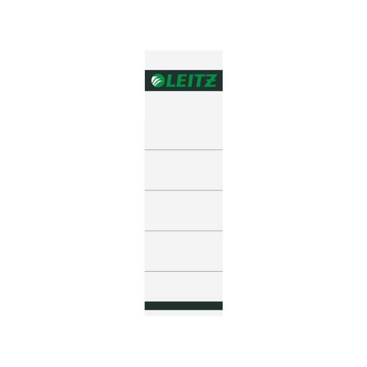 Eticheta biblioraft 8cm 10 buc/set, LEITZ