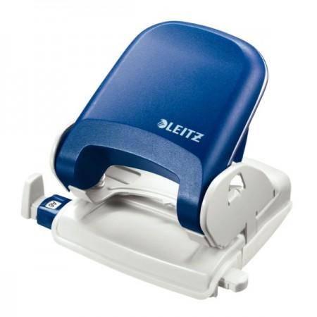 Perforator 25 coli albastru, LEITZ 5005