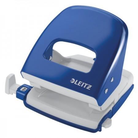 Perforator 30 coli albastru, LEITZ 5008