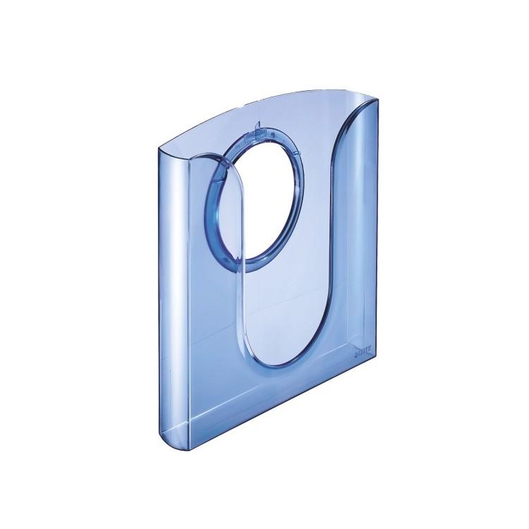 Display cataloage albastru, LEITZ Presenter