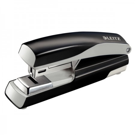 Capsator 24/6 30 coli negru, LEITZ 5505