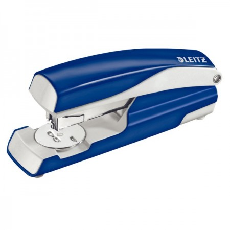 Capsator 24/8 40 coli albastru, LEITZ 5522
