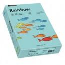 Hartie copiator A4 80g/mp 500 coli/top albastra, RAINBOW