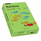 Carton A4 160g/mp 250 coli/top verde, RAINBOW