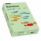 Carton A4 160g/mp 250 coli/top vernil, RAINBOW