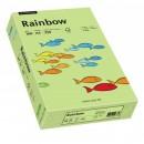 Carton A4 160g/mp 250 coli/top verde lucios, RAINBOW