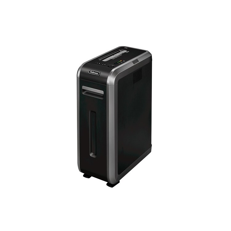 Distrugator documente 18 coli fasii 5.8mm nivel securitate 2, FELLOWES 125I
