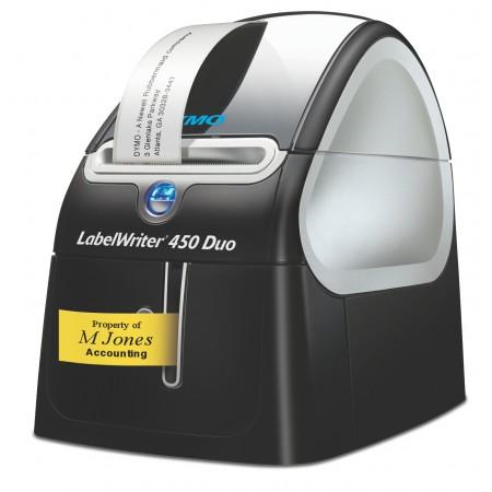 Aparat etichetare (imprimanta etichete), DYMO Labelwriter 450 Duo