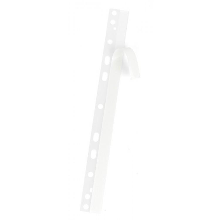 Alonja indosariere adeziva plastic transparent A4 25 buc/set, PROBECO