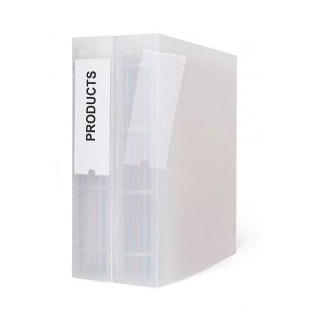Buzunar adeziv pentru eticheta 55x102mm 6 buc/set, PROBECO